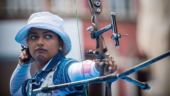 File image of Deepika Kumari. (Getty Images)