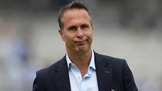 File picture of Michael Vaughan(Getty Images)