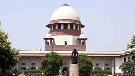 File photo: Supreme Court of India.(Sonu Mehta/HT PHOTO)