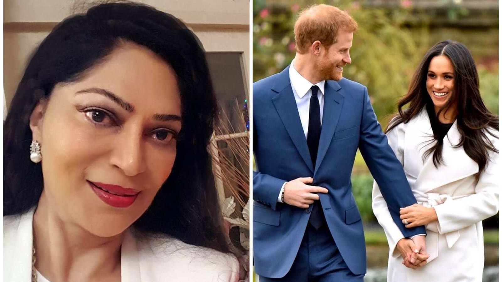 After calling Meghan Markle a liar, Simi Garewal says she has no respect for 'women who come in and break up homes' - Hindustan Times