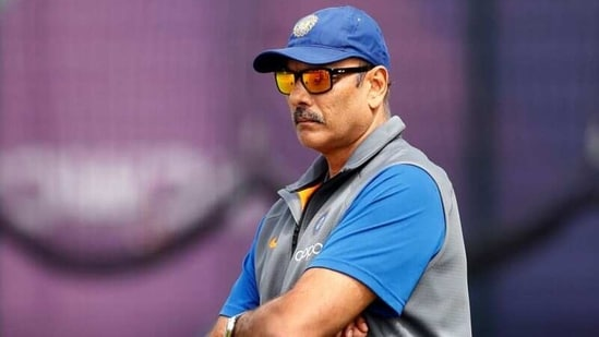 India head coach Ravi Shastri: File photo(Action Images via Reuters)