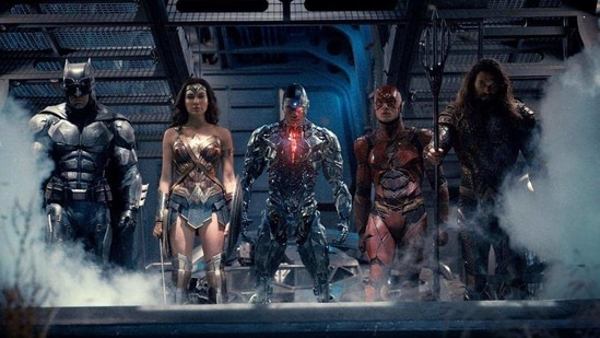 Justice League is set to release on March 18.