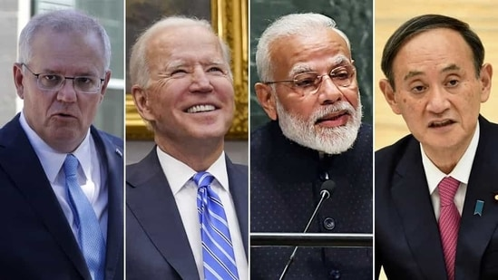 A planned summit of the leaders of the Quad nations – India, Australia, Japan and the US – is expected to be held as early as Friday as part of the Biden administration's focus on bolstering the group and countering China's actions across the region. (AGENCIES).