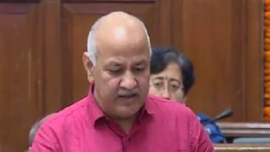 The government aims to increase Delhi's per capita income and make it equivalent to that of Singapore by 2047, Sisodia said.