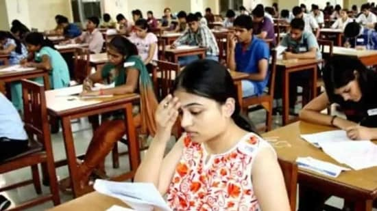 Time management at the examination hall is crucial for success in UPSC exam (Representational Image). HT file photo/ representational
