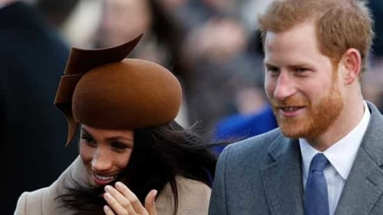 Harry, 36 and Meghan also revealed some racist undertones within royal ranks as unnamed royals raised concerns over the skin tone of their first-born son, Archie, even as they were told he would not be made a prince and therefore not provided with security.(AFP)