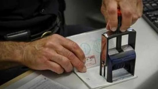 The H-4 visa is normally issued to those who have already started the process of seeking employment-based lawful permanent resident status in the US.(NYT Photo/ Representative image)