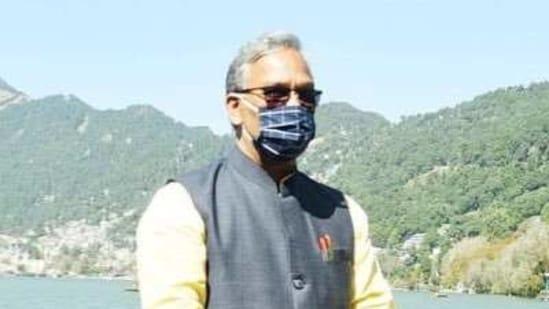 Uttarakhand Chief Minister Trivendra Singh Rawat resigned on Tuesday. (Photo: Twitter)