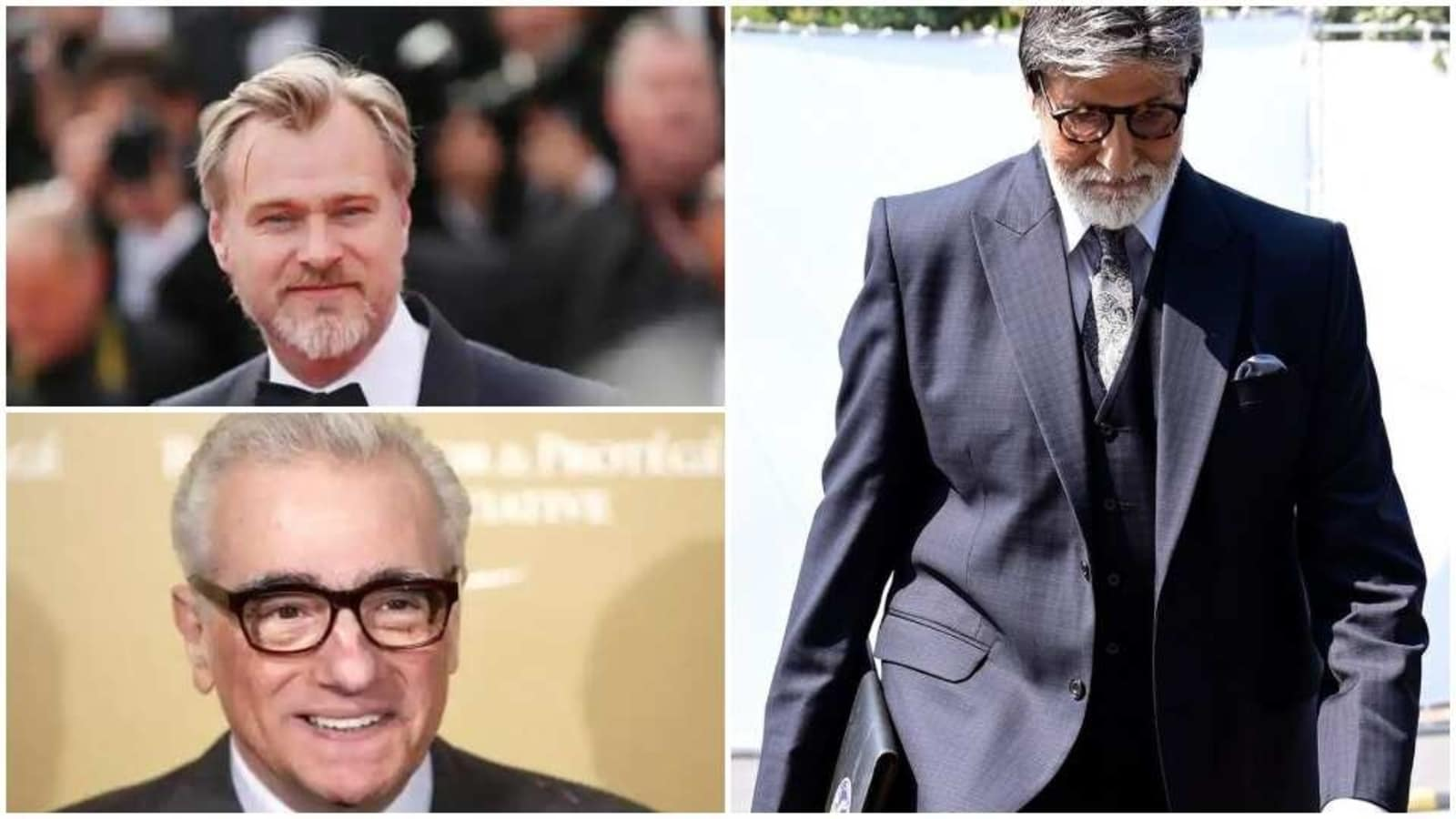 Amitabh Bachchan to receive award from Christopher Nolan, Martin Scorsese: 'Could not have chosen anyone more deserving' - Hindustan Times