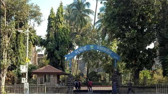 Mumbai University. (Hindustan Times)