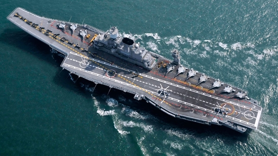 The plans should also be seen as a concerted bid by the Indian Navy to counter the rise of China's navy – now larger than the US navy in terms of number of ships, although the US is still ahead in terms of tonnage and capability.(Twitter/IndianNavy)