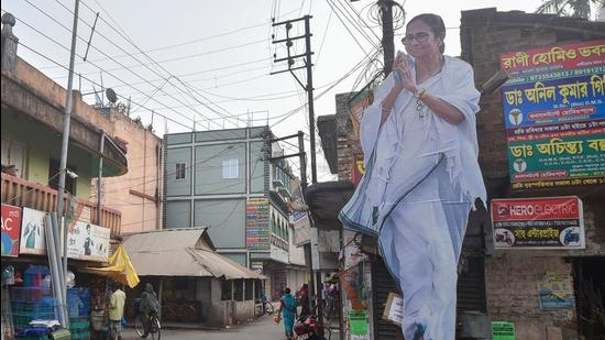 Khela Hobe as become one of the main slogans for the ruling Trinamool Congress (TMC) in West Bengal. (File photo)