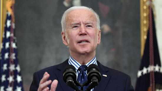 In the Biden administration's view, the real brake on a Quad-based tech arrangement is India's reluctance to sign up with anything that is explicitly anti-Chinese. The US hopes that India will be less risk averse following the Galwan Valley clashes (AFP)