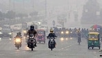 The city's air quality entered the poor zone on Thursday, recording an air quality index (AQI) reading of 268 on the Central Pollution Control Board's daily bulletin, a rise from Wednesday's AQI reading of 122 (moderate).(HT_PRINT)