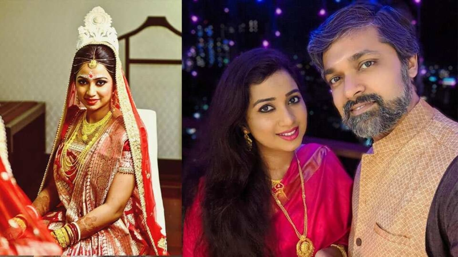 Happy birthday Shreya Ghoshal: Here's how childhood sweetheart Shiladitya M proposed to her in Goa - Hindustan Times