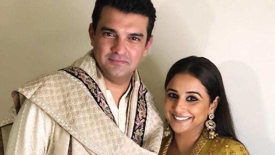 Vidya Balan has been married to Siddharth Roy Kapur since 2012.