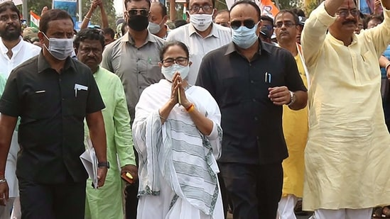 File photo: West Bengal chief minister Mamata Banerjee. (AFP)