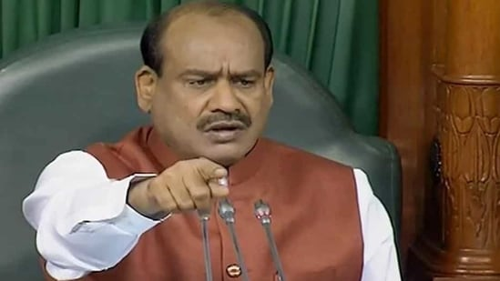 Indian students are now matching global standards of education because of the new policy's focus on skill-based education, Lok Sabha Speaker Om Birla said.(PTI File)