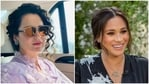 Kangana Ranaut has not watched Meghan Markle and Prince Harry's interview with Oprah Winfrey.