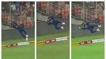 KL Rahul's amazing fielding effort against England in Ahmedabad