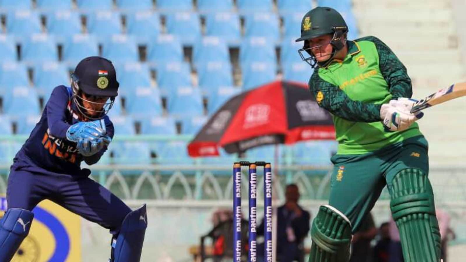 Brilliant Lee single-handedly powers South Africa to win in 3rd women's ODI - Hindustan Times