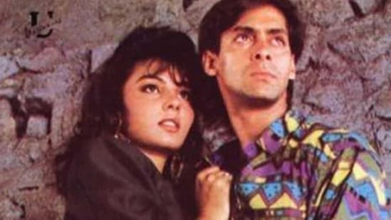 Salman Khan and Somy Ali reportedly dated for eight years.