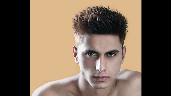 Here's how you can oomph up your summer look; model: Vijay Singh Rana (a commercial model and actor from Jammu) (Yatan Aluwalia)