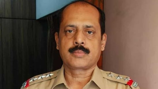 Assistant Police Inspector Sachin Vaze.(Sourced Photo)