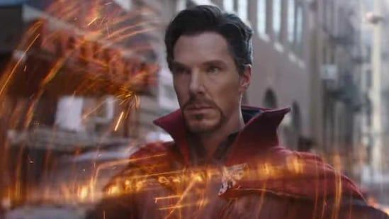 Benedict Cumberbatch plays Doctor Stephen Strange in the Marvel Cinematic Universe.