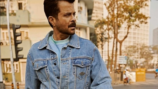 Anil Kapoor is famous for his youthful looks.