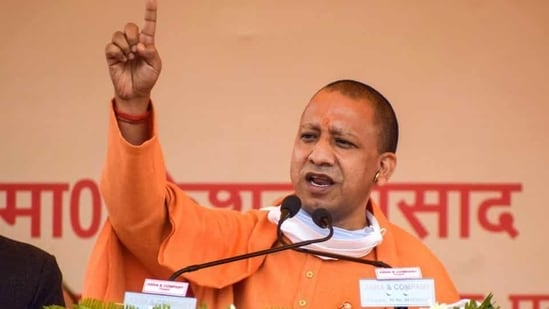 """Ghazipur MP hit out at Chief Minister Yogi Adityanath, accusing him of trying to be """"Mr Clean"""" by withdrawing cases registered against him.(PTI)"""