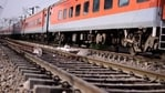 The railway faced a loss of <span class='webrupee'>₹</span>2,400 crore during the pandemic, the general manager said. (HT archive)