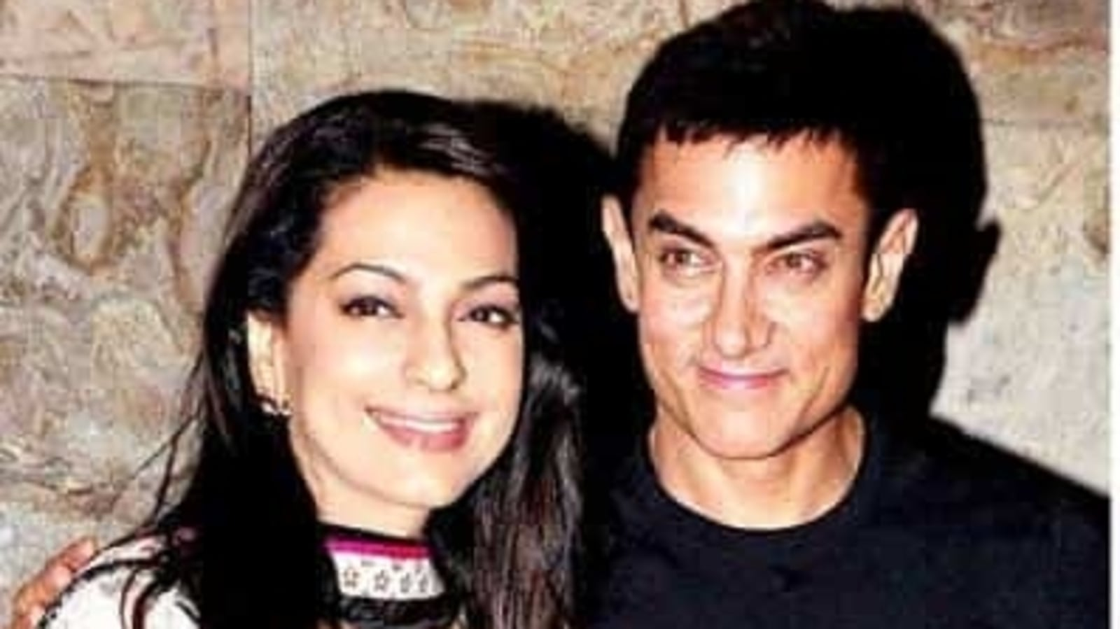 When Aamir Khan and Juhi Chawla didn't speak for 6-7 years because of 'petty issue', patched up after his divorce - Hindustan Times