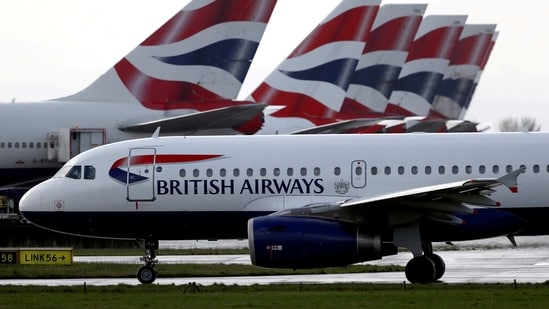With infection rates falling, Johnson said in February that the country could reopen international travel from May 17 at the earliest.(Reuters file photo)