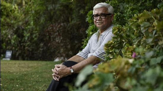Amitav Ghosh is the author of the Ibis trilogy (Photo: Hindustan Times)
