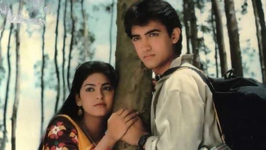 Juhi Chawla began her tinsel town journey opposite Aamir Khan with Qayamat Se Qayamat Tak (1988).