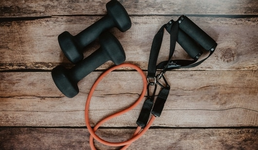 This study found that patients with kidney disease -- whose activity level ranged from the WHO minimum up to twice that amount -- had the best health over a follow-up of nearly two years.(Unsplash)