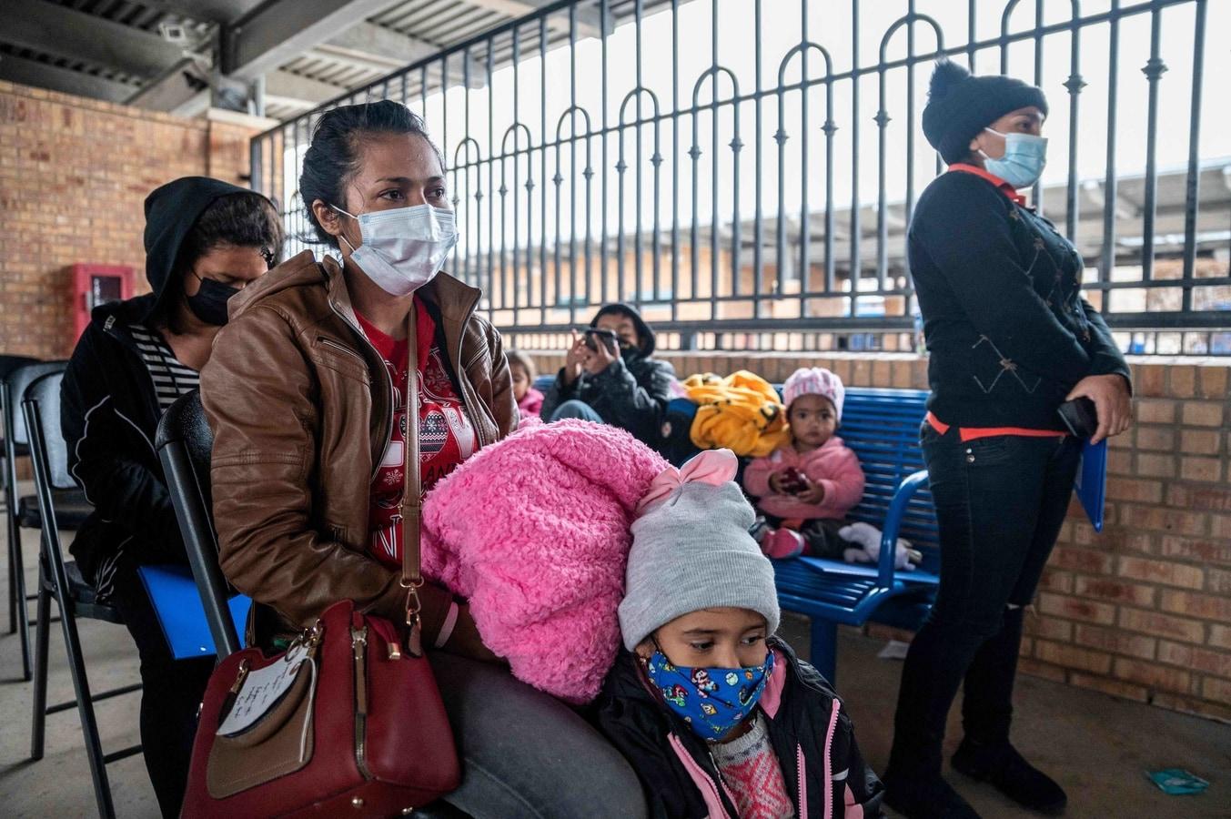 Soaring migration levels puts pressure on Joe Biden - Hindustan Times