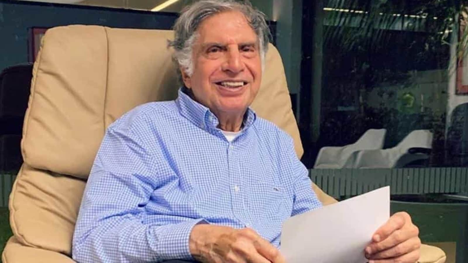 Ratan Tata acquires undisclosed stake in Pritish Nandy Communications, shares jump - Hindustan Times