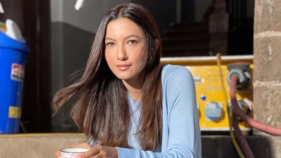 Gauahar Khan recently clarified that she is not pregnant.