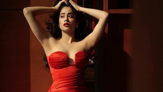 Janhvi Kapoor most recently appeared in Roohi.