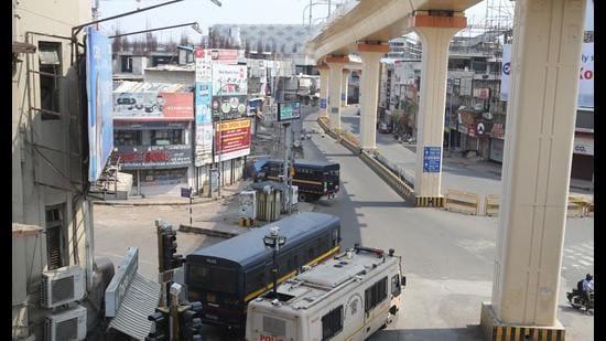 Lockdown in Nagpur