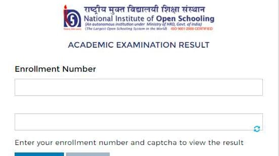 NIOS 10th, 12th Results: The National Institute of Open Schooling (NIOS) on Monday, March 15 declared results of Public Examination for secondary (Class 10) and senior secondary (Class 12) courses.(nios.ac.in)