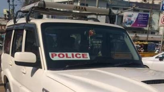 SP Vineet Kumar Bansal said five men, including the brother of the woman's former husband and his aides, stopped the couple on the Baran-Atru state highway on Saturday night. (HT Photo)
