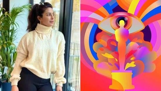 Priyanka Chopra and Nick Jonas announced the 2021 Oscar nominations on Monday.