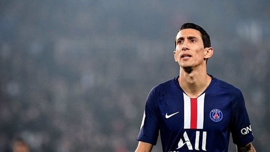 Angel Di Maria had already been a victim of an attempted burglary in 2015.(Getty Images)