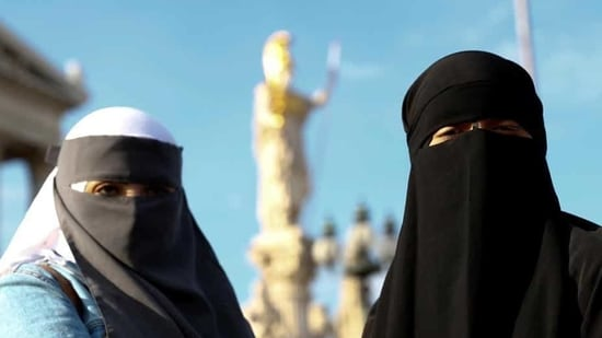 The wearing of burqas in Sri Lanka was temporarily banned in 2019 soon after the Easter Sunday bomb attacks on churches and hotels(REUTERS)