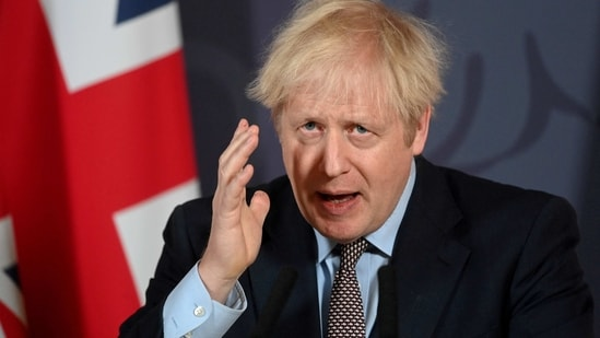 """I am profoundly optimistic about the UK's place in the world and our ability to seize the opportunities ahead,"" Boris Johnson will say in a statement to parliament.(Reuters)"