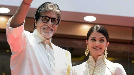 Amitabh Bachchan and Amitabh Bachchan have also worked together in Mohabbatein and Bunty Aur Bubbly.