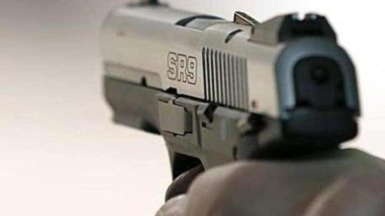 There were 672 incidents of firearms used in crimes in Delhi, just a few number short of the 736 such incidents in 2019.(AFP/For Representative Purposes Only)